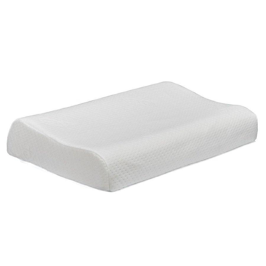 Подушка ортопедическая с эффектом памяти для детей Fosta F 8022m (40*25*8/6)